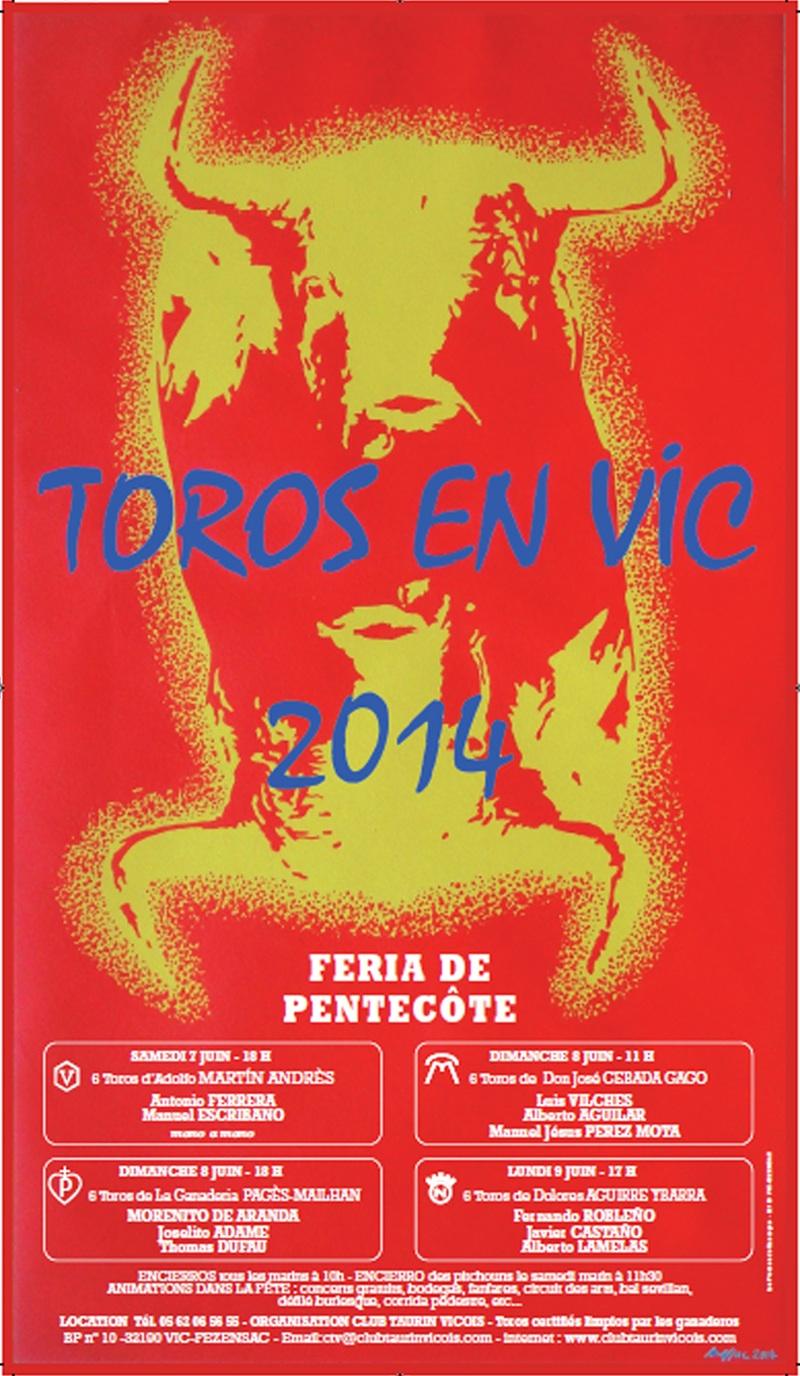 VIC 2014 Alberto Lamelas et Cantinillo