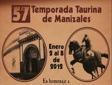 Cartels de la Feria de Manizales 2012